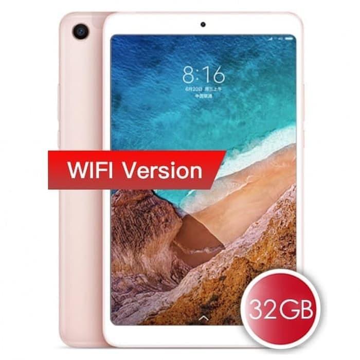 harga Xiaomi mi pad 4 32gb ram 3gb wifi tablet pc |new - 100% ori |mipad 4 Tokopedia.com