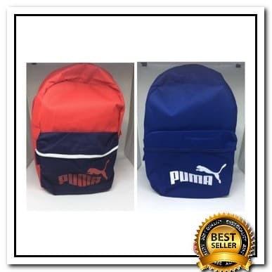 [BARU]tas ransel backpack puma phases limoges blue & ribbon red
