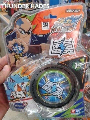 YOYO Auldey Blazing Teens Flame Tiger V LV 2 ORI mainan anak termurah