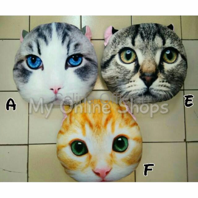 Boneka Bantal Kucing - Daftar Harga Terkini dan Terlengkap Indonesia 994e17f12e