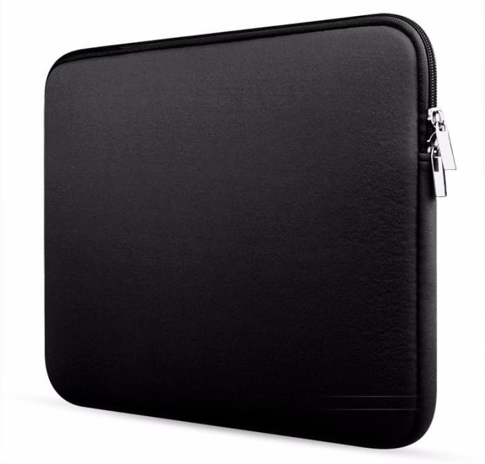Tas Laptop / Softcase Laptop 14 inch Sleeve Neoprene - Black