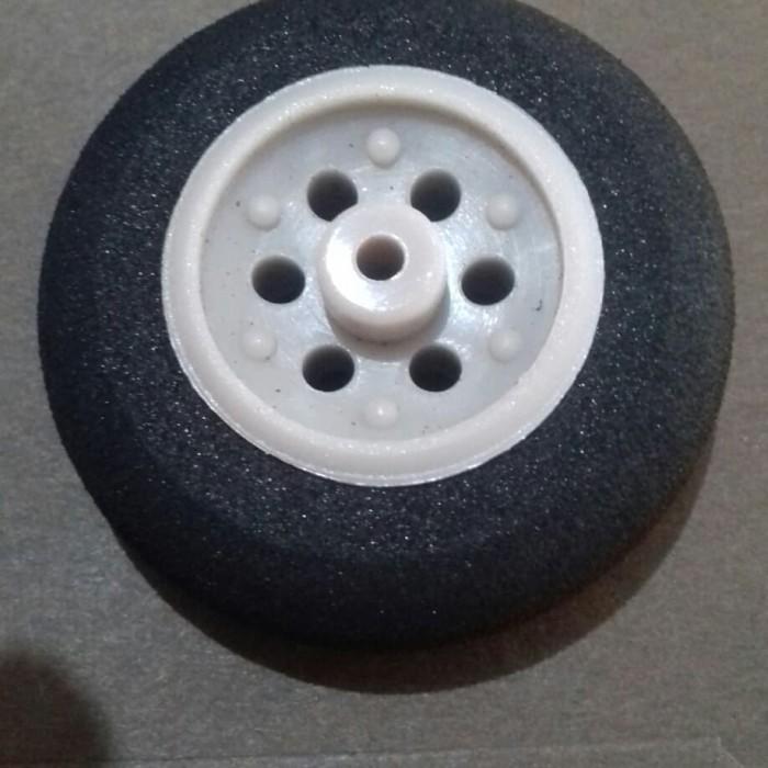 harga Rc plane roda pesawat foam wheel 40mm spon Tokopedia.com