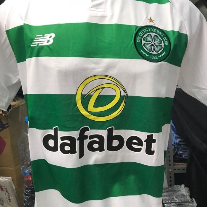 ad83d5772f0 Jual Jersey Celtic Home 2018 - 2019 Grade Ori Thailand - Jakarta ...