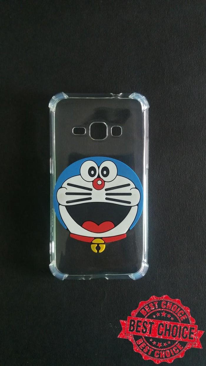 Jual Case Samsung J5 Pro J530 Anti Crack Gambar Karakter 3D Doraemon Kota Surabaya Nduty Store