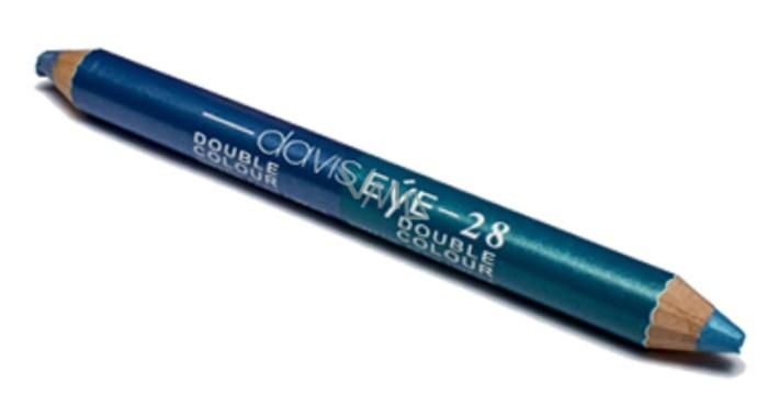 Davis Pensil Eyeliner Putih 1 Pcs Cetakan Alis Mini Brow Class Source · EYELINER EYESHADOW PENSIL