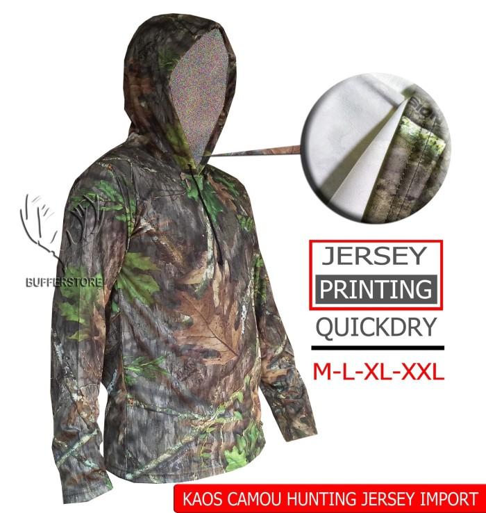 harga Kaos camo realree oak panjang hoodie (perbakin hunting story) Tokopedia.com