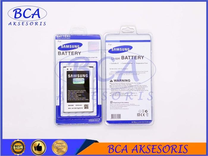 harga Baterai battery samsung galaxy note 3/ n9000 original 99% Tokopedia.com