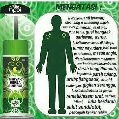 Jual Minyak Burung Bubut Minyak Herba Sinergi Jakarta Timur Seven Element Tokopedia