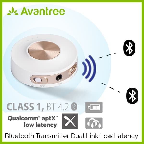 harga Avantree bluetooth multipoint transmitter - priva iia Tokopedia.com