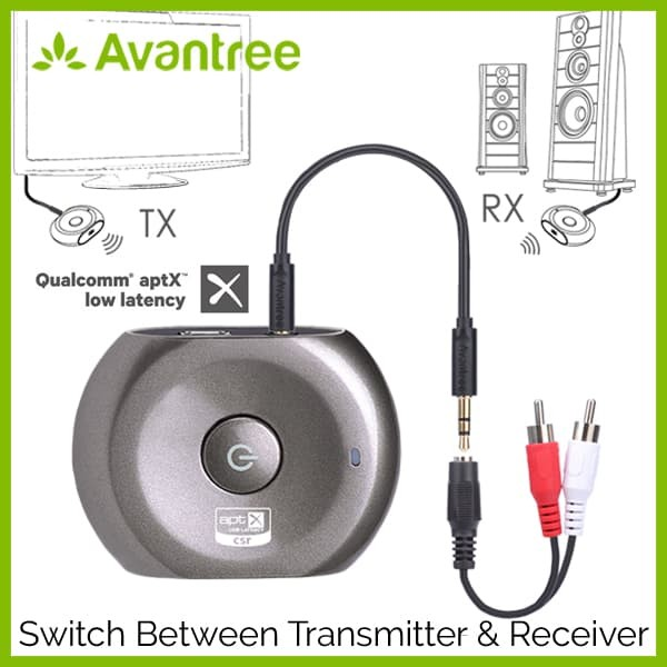 harga Avantree bluetooth transmitter & receiver 2 in 1 - saturn pro Tokopedia.com