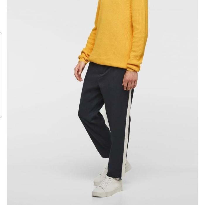 harga Celana zara man with stripes original not levis executive lee lea Tokopedia.com