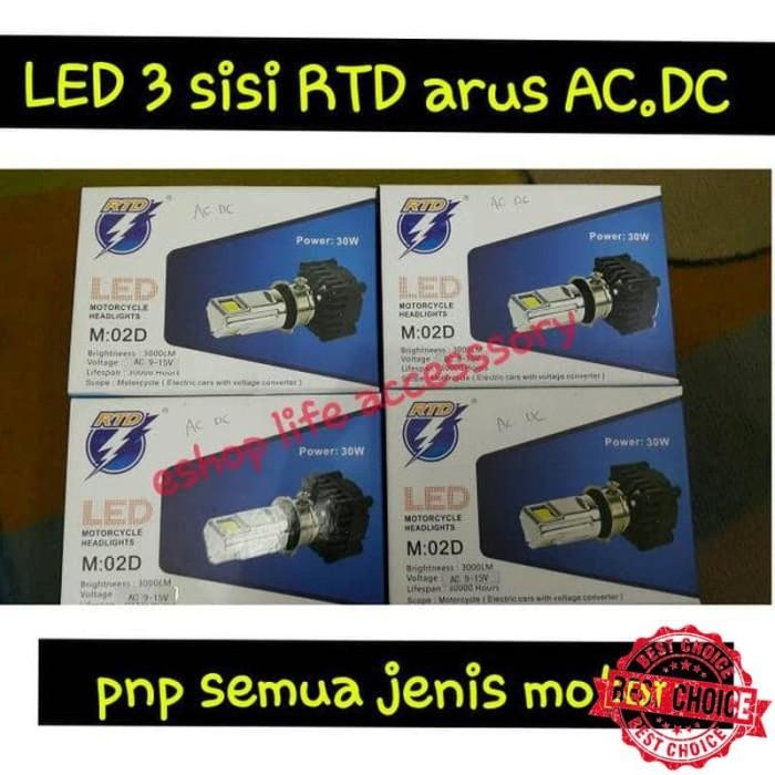 Info Jenis Lampu Led Motor Travelbon.com