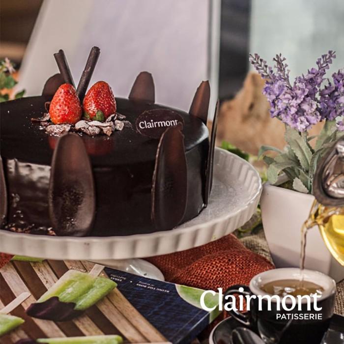 harga Triple chocolate cake - 30x30cm Tokopedia.com