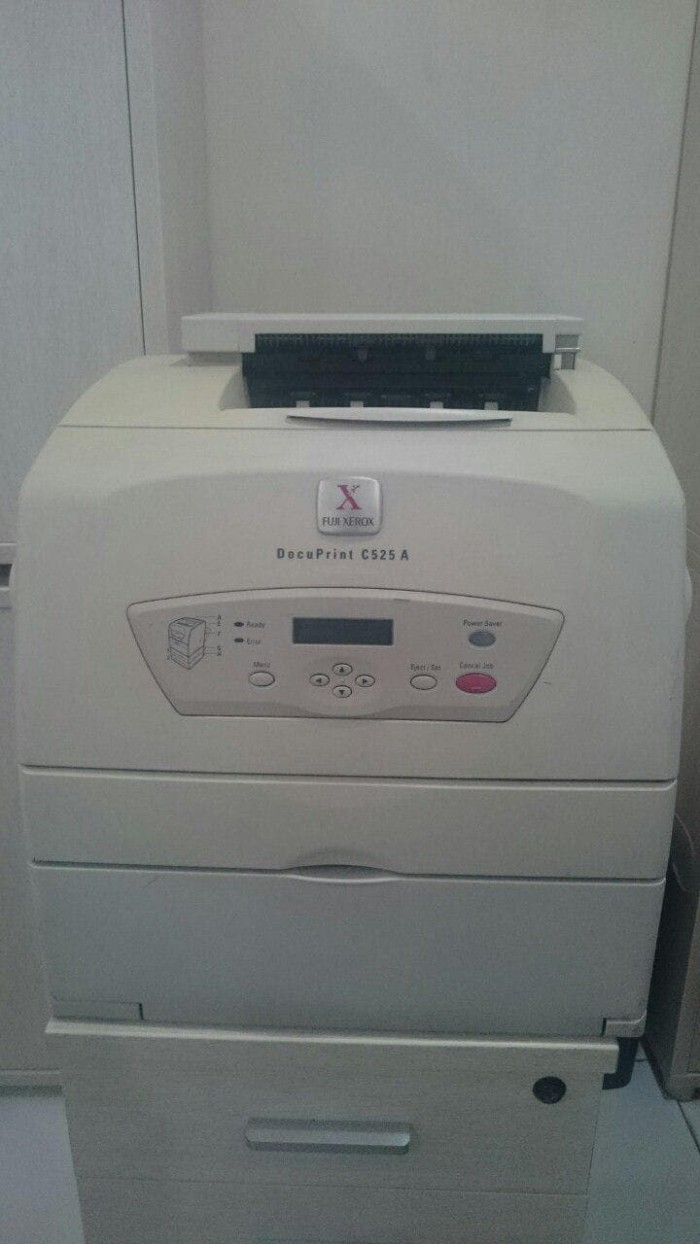 C525A PRINTER DESCARGAR DRIVER