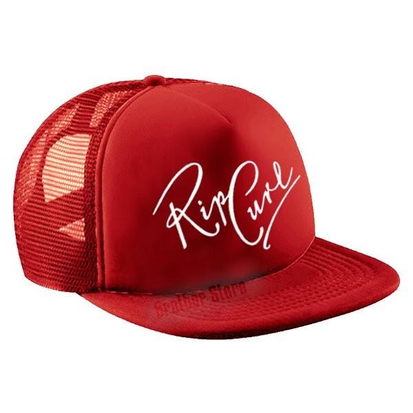 Topi Baseball Usa Ripcurl White Maroon Premium - Daftar Harga ... 73a6891036