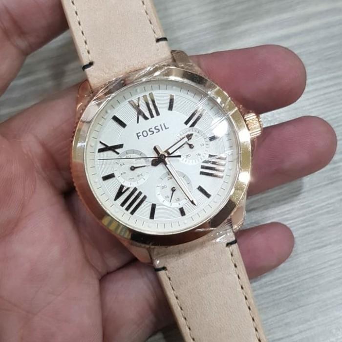 harga Fossil am 4532 jam tangan wanita original 100% 37mm Tokopedia.com