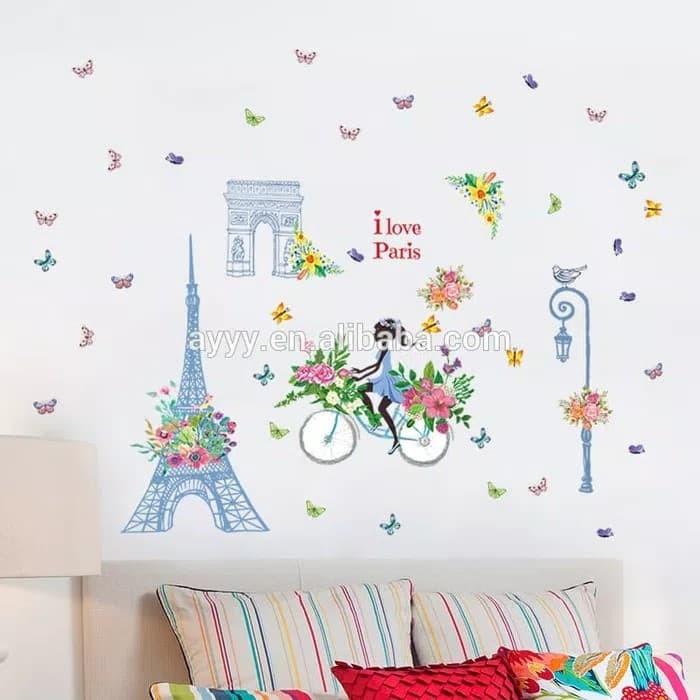 jual stiker dinding wallpaper dinding wall sticker dekorasi dinding
