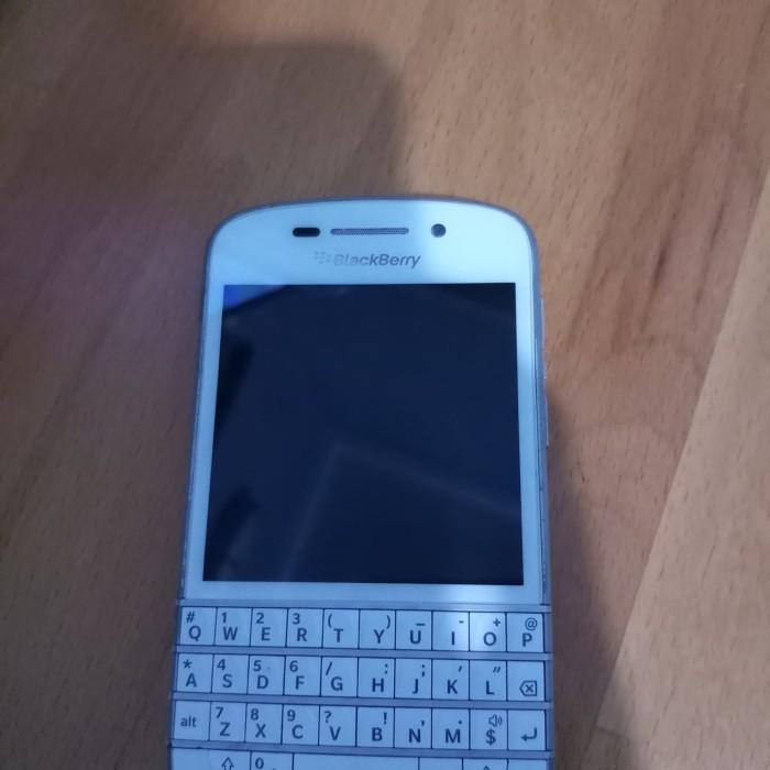 Jual Blackberry Q10 Q 10 Handphone Bb Hp Bb Bekas Jakarta Pusat