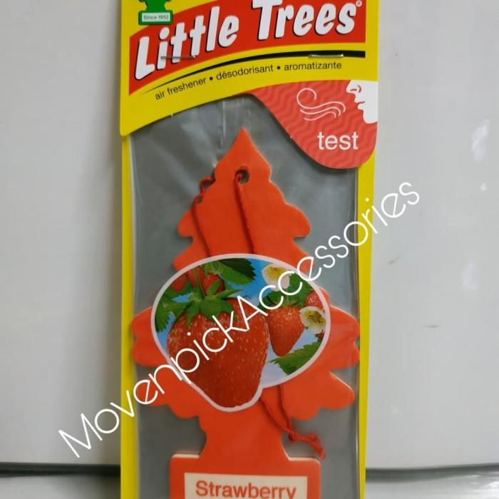 PARFUM LITTLE TREES STRAWBERRY ORIGINAL USA