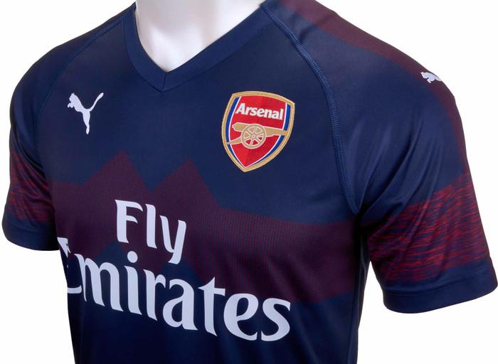 3534eab9 Jual Jersey Arsenal Away 2018/19 - Kota Administrasi Jakarta Utara ...
