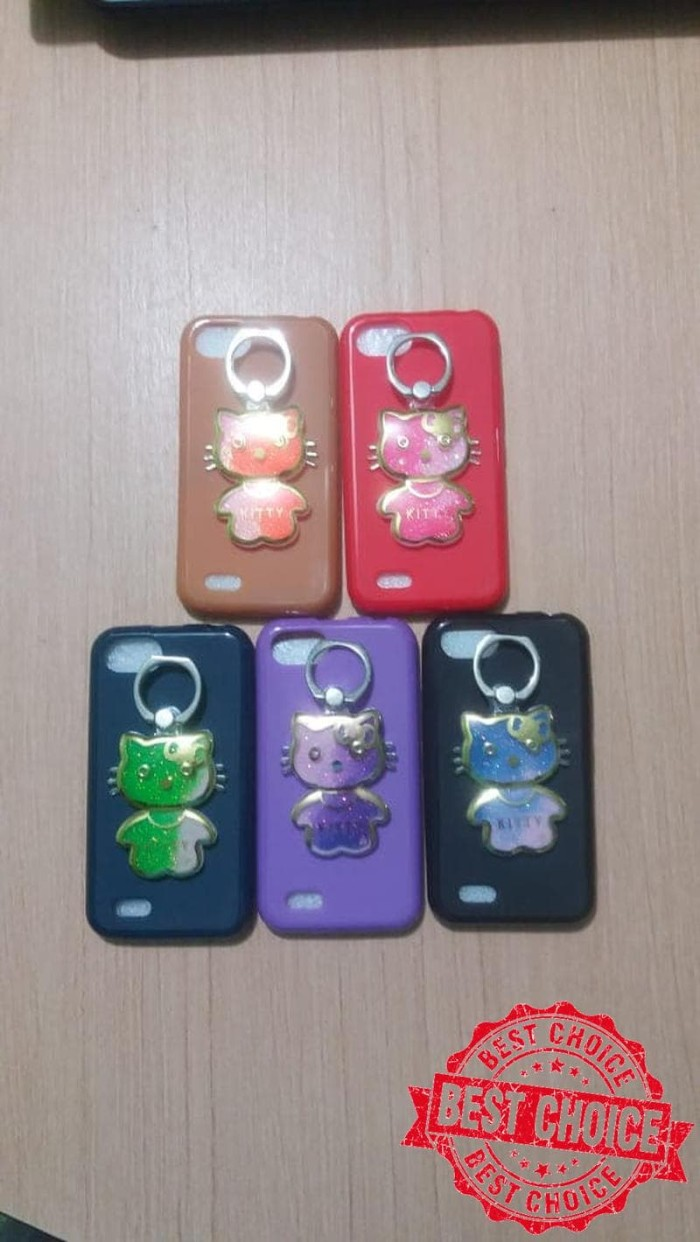Jual Case Advan S4Z Plus S4Z Water Glitter Ring Stand Advan S4Z Plus S4Z Kota Semarang ArRadiza Store