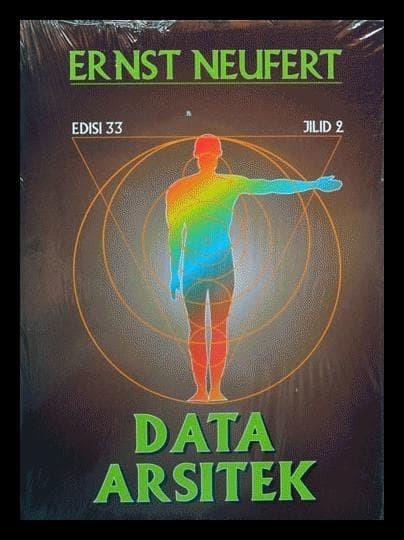 Baru Buku Data Arsitek Jilid 2