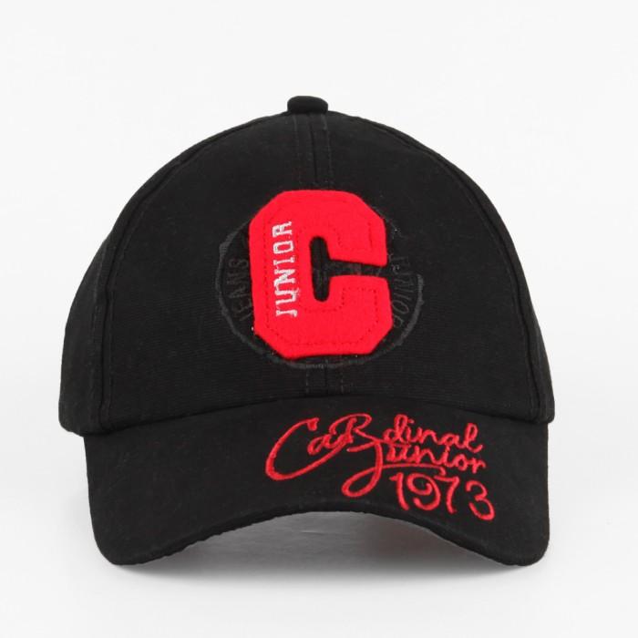 harga Cardinal kids topi - hitam Tokopedia.com
