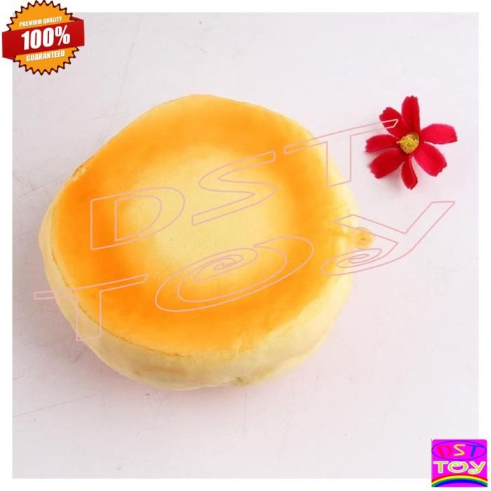 Squishy Licensed Roti Bulat Polos 9.5cm SE003 By Sunny Squishy