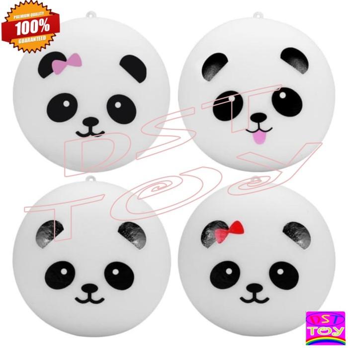 Squishy Licensed Roti Panda 10cm SE013 By Sunny Squishy