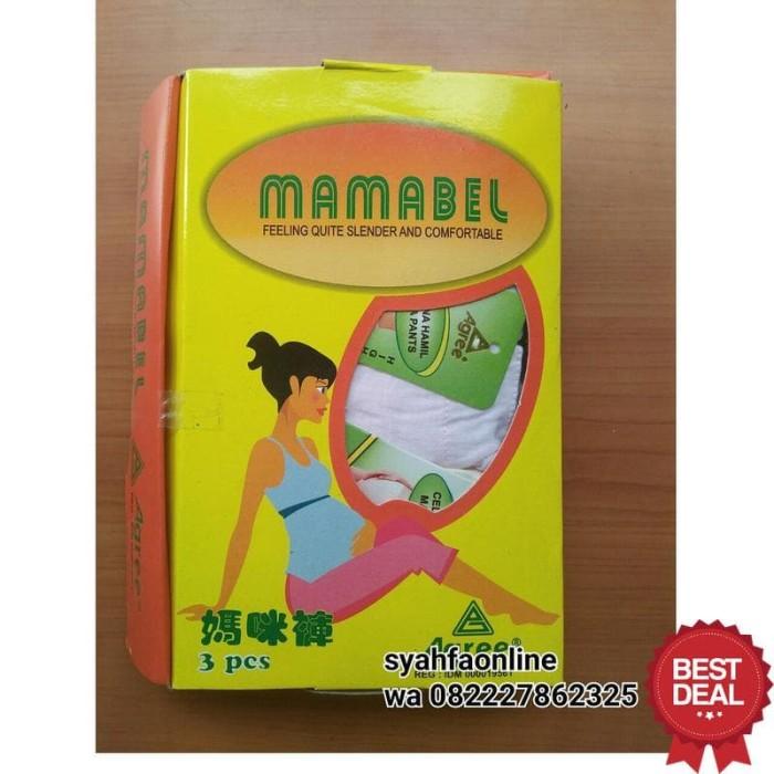 Jual CELANA DALAM HAMIL MAMABEL   AGREE KUNING H514   CD HAMIL ... 36f91d02a9