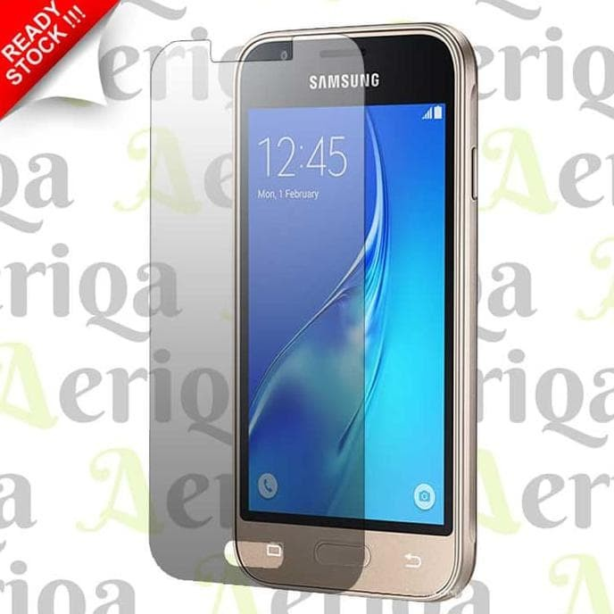 Tempered Glass Samsung Galaxy J1 Mini - Clear - Anti Gores