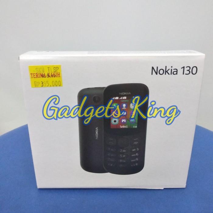 harga Nokia 130 garansi resmi Tokopedia.com