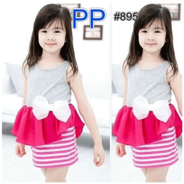 660 Koleksi Model Baju Baby Korea Terbaru