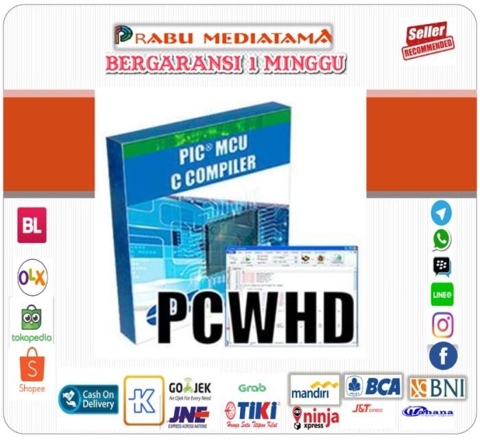 Jual PIC C Compiler (CCS PCWHD) 5 049 - Kota Tangerang - Prabu Mediatama |  Tokopedia