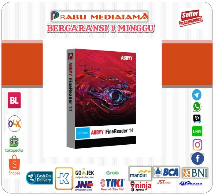 harga Abbyy finereader corporate 14.0.102.383 Tokopedia.com