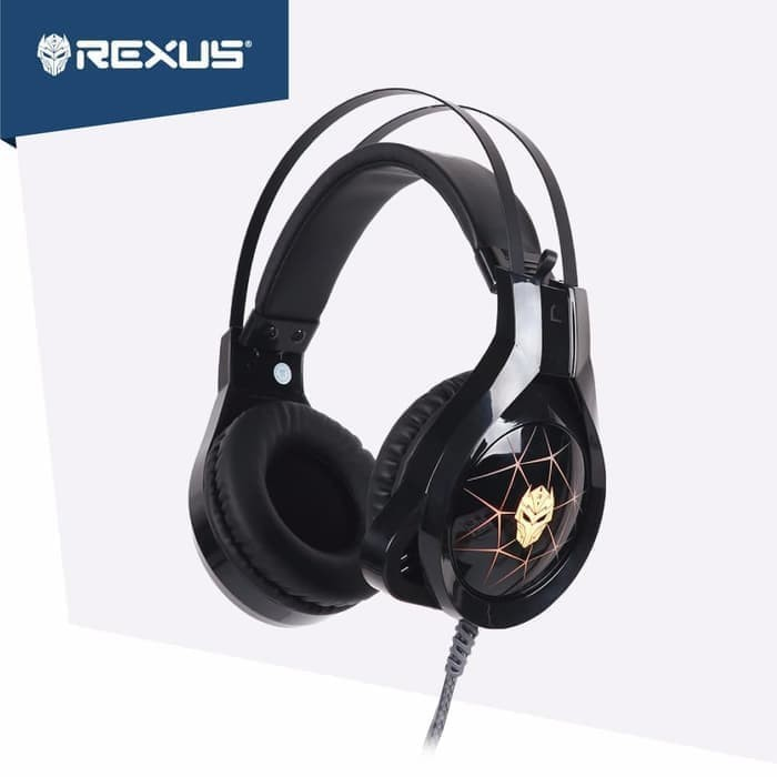 harga Rexus Headset Gaming Vonix F99 7.1 Blanja.com