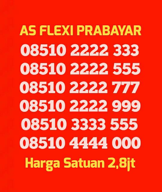 Info As Flexi Surabaya Hargano.com