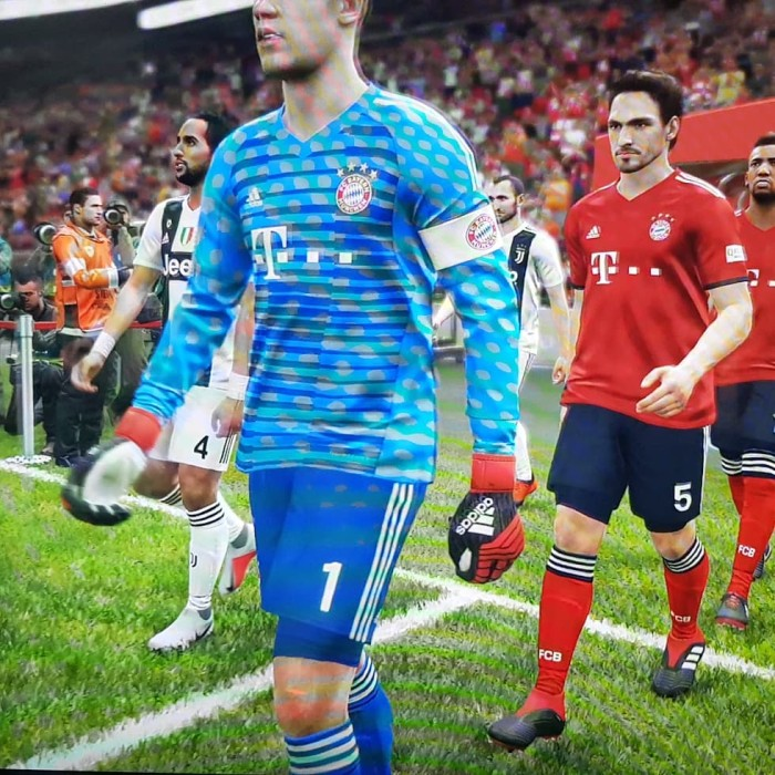 Jual Option File Patch PS4 PES 2019 / PES 19 / Winning Eleven 2019 - Kota  Surabaya - Next Game | Tokopedia