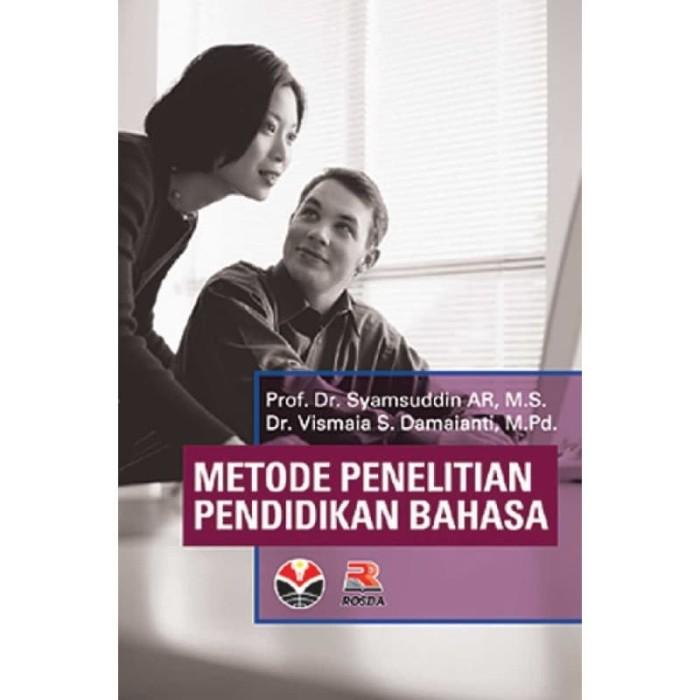 Metode Penelitian Pendidikan Bahasa -Syamsuddin Dkk