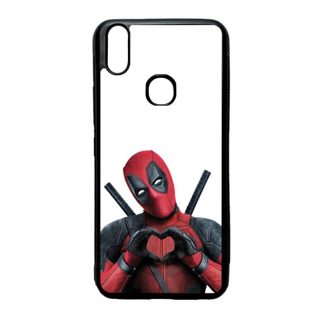 CARSTENEZIO Case Casing ViVo V9 Softcase Motif Superhero DEADPOOL 07