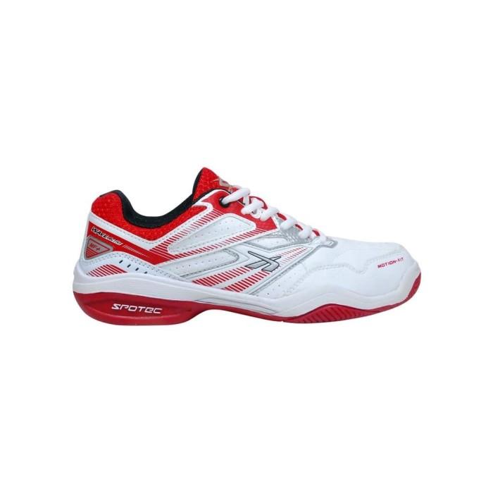 Jual Sepatu Olahraga Tenis SPOTEC NELSON Original - Merah ... d1e32e4902