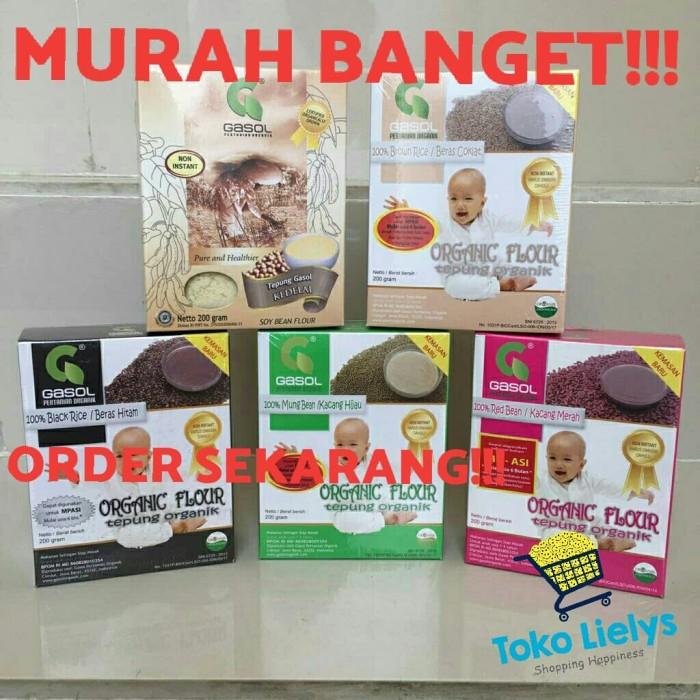harga Tepung Gasol Tepung Mpasi 200gr Makanan Bayi Blanja.com