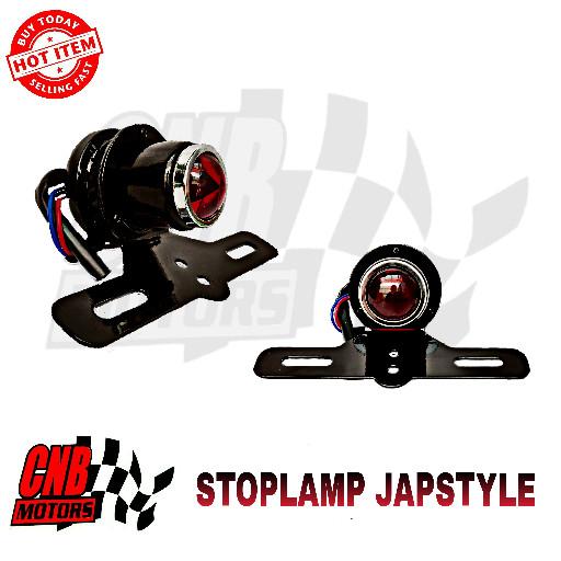 harga Lampu stop custom stoplamp japstyle caferacer streetcub diamond Tokopedia.com