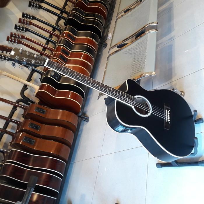 harga Gitar akustik listrik lakewood natural lcd tuner cstm di kudus Tokopedia.com