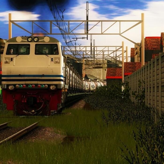 Jual Trainz Simulator 2012 + Addons Indonesia Lengkap - Jakarta Selatan -  Burhan Store | Tokopedia