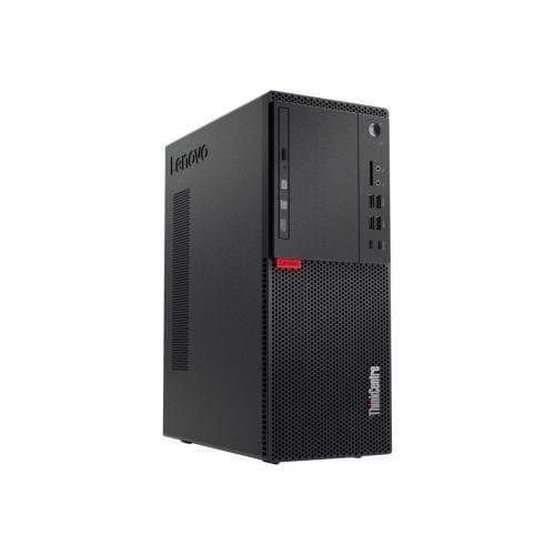 lenovo mini tower pc m710t-0nif - i5-7500 - win 10 pro (10m9a00nif)