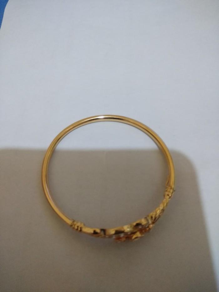 bayi: gelang emas anak bayi perempuan