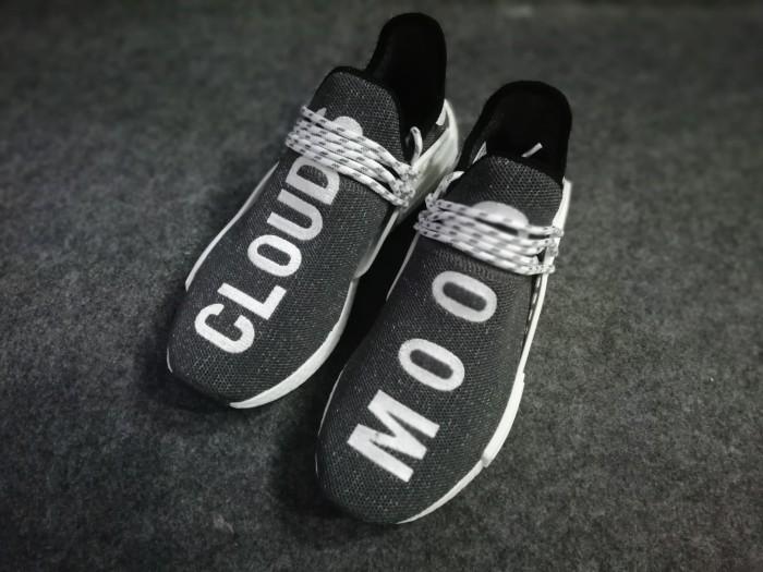 buy popular 0d0eb 8d671 Adidas Nmd Human Race Pharrell X Cloud Mood High Premium Original -  Raynstore