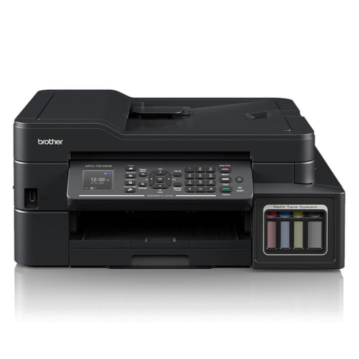 harga Printer brother mfc-t910dw duplex wireless & lan garansi resmi t910 dw Tokopedia.com