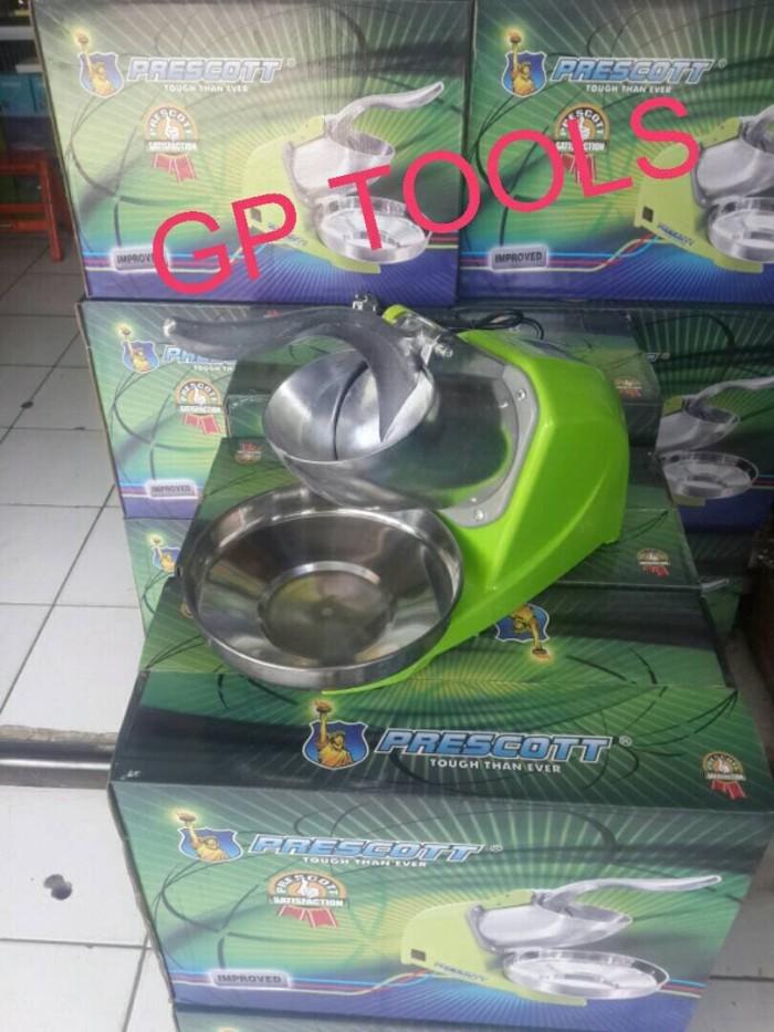 harga Mesin serut es / gilingan es / ice crusher double blade murah Tokopedia.com